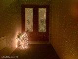 Lichte Projector van de Staak van de Tuin van de Laser van Kerstmis van de glimworm de Waterdichte Rode & Groene