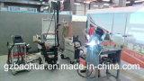 MIG 용접 기계 또는 자동 장전식 MIG 가스에 의하여 보호되는 용접공