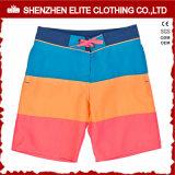 Upf50+ Plus Size Boys Spandex Polyester Swim Shorts Suppliers (ELTBSJ - 225)