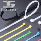 Atadura de cables de autoretención de nylon ignífuga