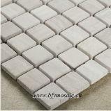 Mosaico de pedra do Woodgrain da telha do material de construção (FYST187)