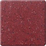 Surface solide acrylique matérielle en pierre artificielle de Corian