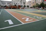 Binnen/Openlucht RubberBevloering voor de Oppervlakte van de Speelplaats van Kinderen