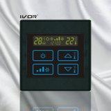 Klimaanlagen-Thermostat-Noten-Schalter im Plastikrahmen (SK-AC2300L8)