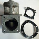 Borde inferior neumático accesorio del cuadrado de la válvula del carro del tanque
