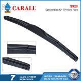 Carall S920のユニバーサルタイプ自動予備品2017年の車のアクセサリOEMの品質の風防ガラスハイブリッドワイパー刃