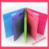 Eco-Friendly Non сплетенные плоские мешки сумок покупкы