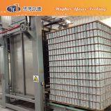 Cerveza de la poder de aluminio que llena cosiendo la máquina