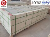 tarjeta incombustible del óxido de magnesio de 3-20m m para la partición de la pared