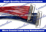 주문 케이블 어셈블리 휴대용 퍼스널 컴퓨터 LCD 스크린 케이블