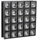 indicatore luminoso della tabella di 25PCS 30W LED/indicatore luminoso più cieco/indicatore luminoso di effetto/indicatore luminoso della lavata