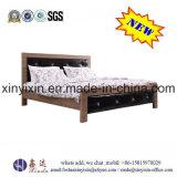 [غنغزهوو] مصنع ملكة حجم حديثة [بو] جلد سرير ([ب02])