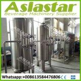 Usine minérale de traitement des eaux de mini installation facile de capacité
