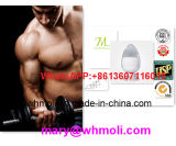Белый эффективный стероид ацетата 1-Dehydrotestosterone для здания мышцы
