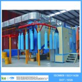 Cylindre de gaz de CO2 d'hélium d'argon d'hydrogène de l'oxygène d'acier sans joint (en ISO9809 /GB5099)