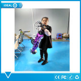 350Wの電気スクーターの電気バイクを折る新しい波