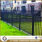 錬鉄の庭の塀のパネル