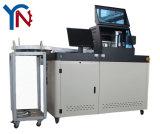 Dobladora de la carta de canal de la función del CNC Mutil para el aluminio de acero