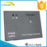 Epsolar 20A PWM Regulador solar de la carga para el panel de batería solar Batería de litio Carga de la lámpara Protección de la sobrecarga Trabajo auto 12V / 24VDC