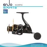 回るか、または固定スプールの釣り道具の巻き枠(SFS-SO200)