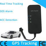 Perseguidor do GPS do veículo com plataforma de seguimento em linha
