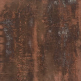 Steen semi-Oppoetst de Rustieke Ceramische Tegel van de Vloer van het Porselein