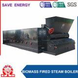 Double chaudière allumée de tambour par biomasse avec la pompe d'alimentation de chaudière