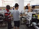 Wonyoの単一のヘッド兄弟の高速刺繍機械