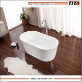 高品質アクリルの小型Bathutb Tcb035D-a