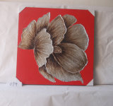 Flower Blossom Pattern Home Decorative Canvas Hanging Picture