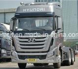 ヒュンダイ新しい440および520エンジンのブレーキおよび抑制剤が付いているHP 6X4のトラクターのトラック