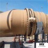管またはタンク接続のためのFRPによってカスタマイズされるフランジ