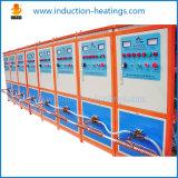 냉각 압연된 Rebar 생산 라인을%s 초음파 주파수 유도 가열 어닐링 기계