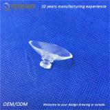 Cuvette en plastique d'aspiration de tête de champignon de couche de PVC de qualité de Qinuo mini
