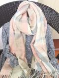 O lenço de imitação da caxemira, mulheres aquece o lenço