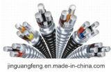 Zb-Acwu90 XLPE Isolierung Belüftung-Hülle, gepanzertes selbstsicherndes Aluminiumlegierung-Kettenkabel