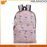 最もよい品質袋は二次中学校の女の子のためのバックパックを詰める
