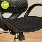 높은 뒤 팔걸이 바퀴를 가진 인간 환경 공학 사무실 의자