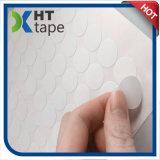 Cinta adhesiva de algodón que corta con tintas del doble blanco del papel