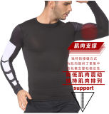Glide Skin Adjustable Gym Tracksuit Man's Long Sleeve Sportswear