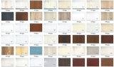 Фольга пленки PVC декоративная 0.16/0.18/0.25/0.3/0.35/0.4/0.5 mm толщины для зерно древесины etc. шкафа/двери