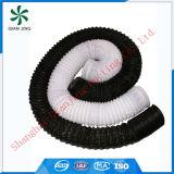 Conducto flexible de aluminio revestido del PVC