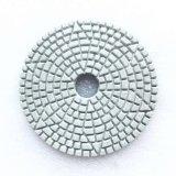 3 пусковой площадки экономичных истирательных каменных диаманта шагов влажных полируя