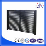 Perfil de aluminio para la cerca del panel de la cerca/de aluminio del panel