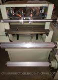 Alta precisión de Draggging, motores servos dobles, sincronización doble, control de ordenador, cortadora de hoja del boquete