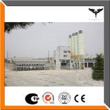 Serie popular de la planta del concreto inmóvil de mezcla del equipo de planta de procesamiento por lotes por lotes