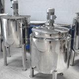 El tanque de emulsión cosmético de mezcla del tanque de la calefacción eléctrica