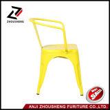 Cadeiras antigas do metal da réplica de Steampunk e Barstools Zs-T-08
