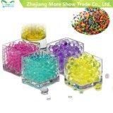 Großhandelskristallschmutz-Wasser-Raupen für Pflanzenausgangsdekoration Orbeez Kugel-Wasser-Gel-Kugeln
