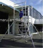 Aluminium d'échafaudage certifié par ce bon marché pour la décoration